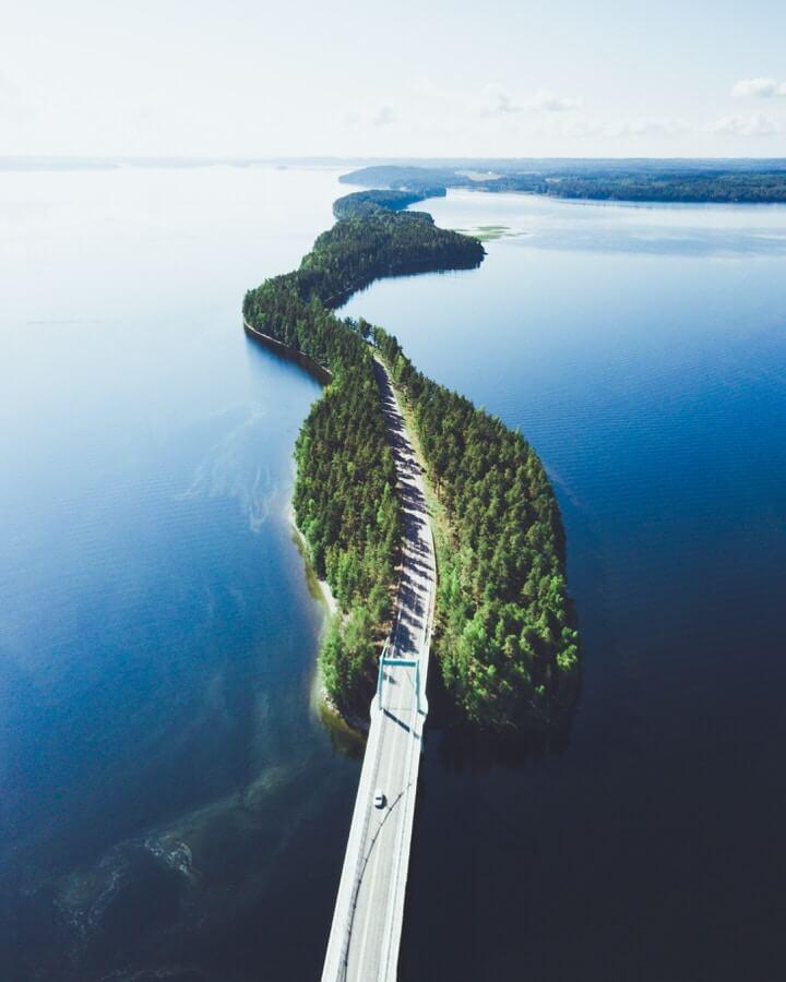 Loving life in Finland