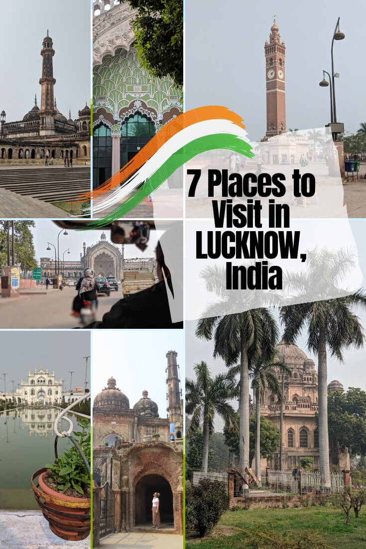 Where to go in Lucknow, India