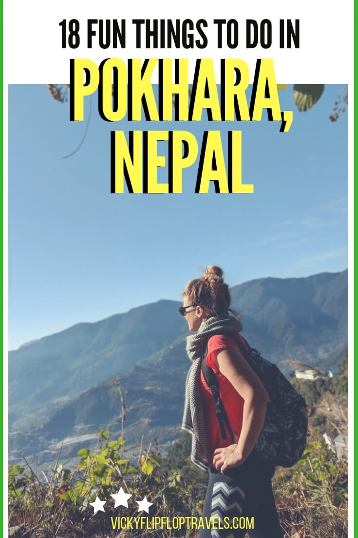 What to do Pokhara Nepal