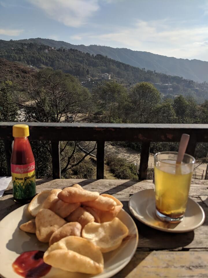 Restaurants in Nagarkot