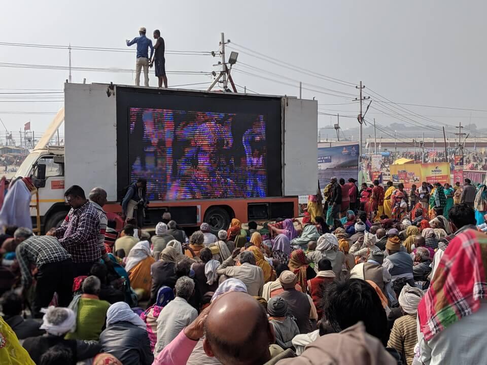 Kumbh Mela Festival Experience