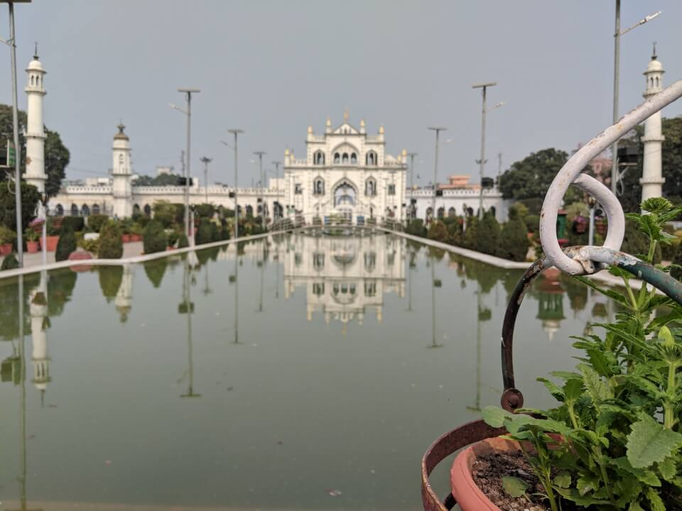Places to see in Lucknow