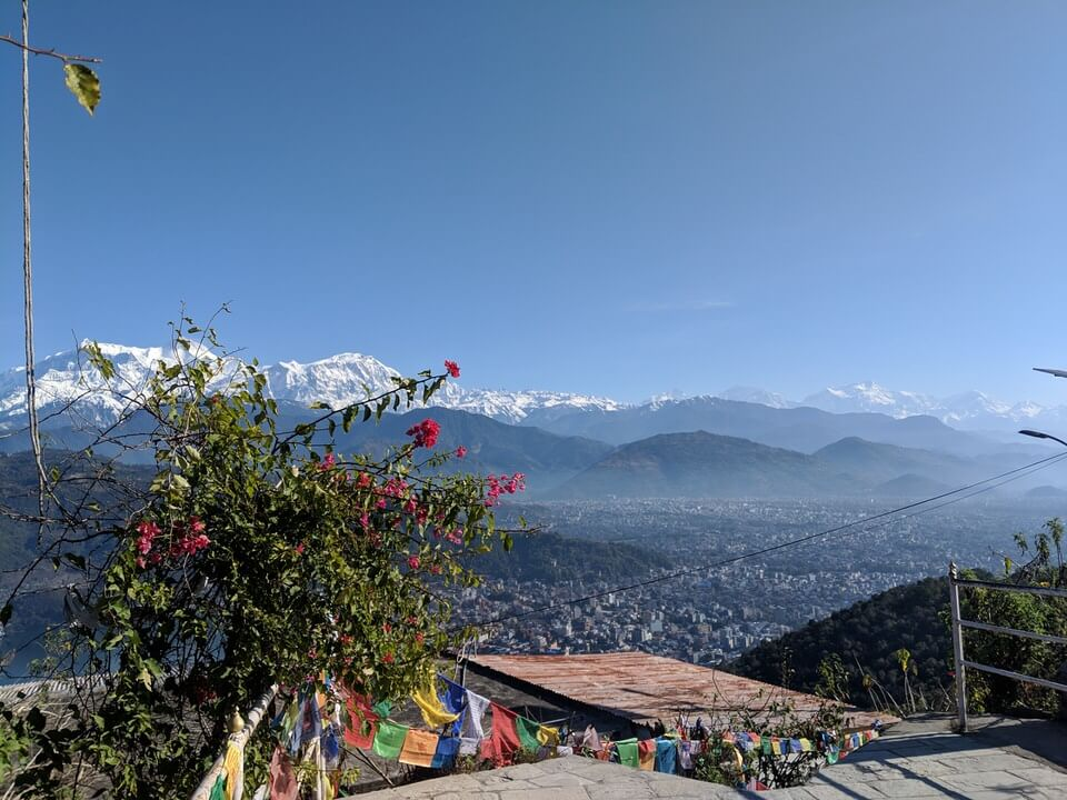 Week in Nepal, in Pokhara
