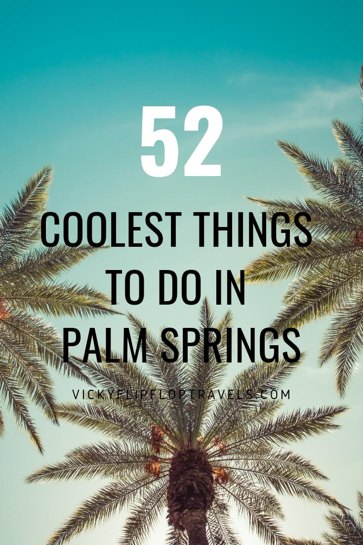 Palm Springs things to do