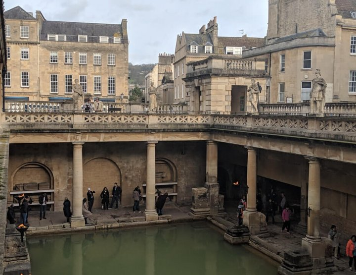 24 Hours in Bath: Your Wellness Day Itinerary
