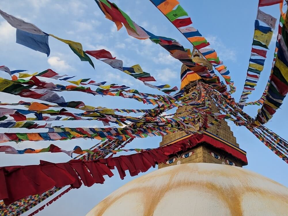 week in nepal itinerary