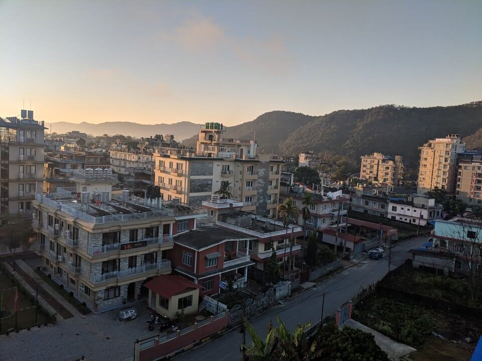 Itinerary for Nepal