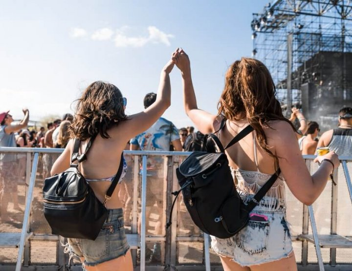 The Best Festival Backpacks, Rucksacks and Bumbags (and Why!)