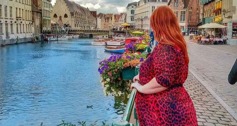 Plus Size Travel Tips, with Kirsty Leanne [PODCAST]