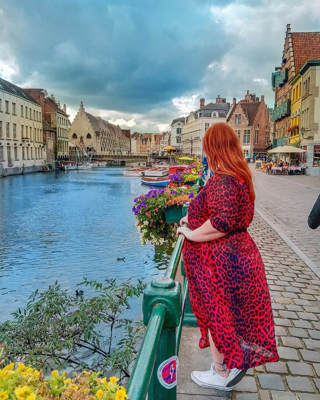 Kirsty Leanne Plus Size Travel Blogger