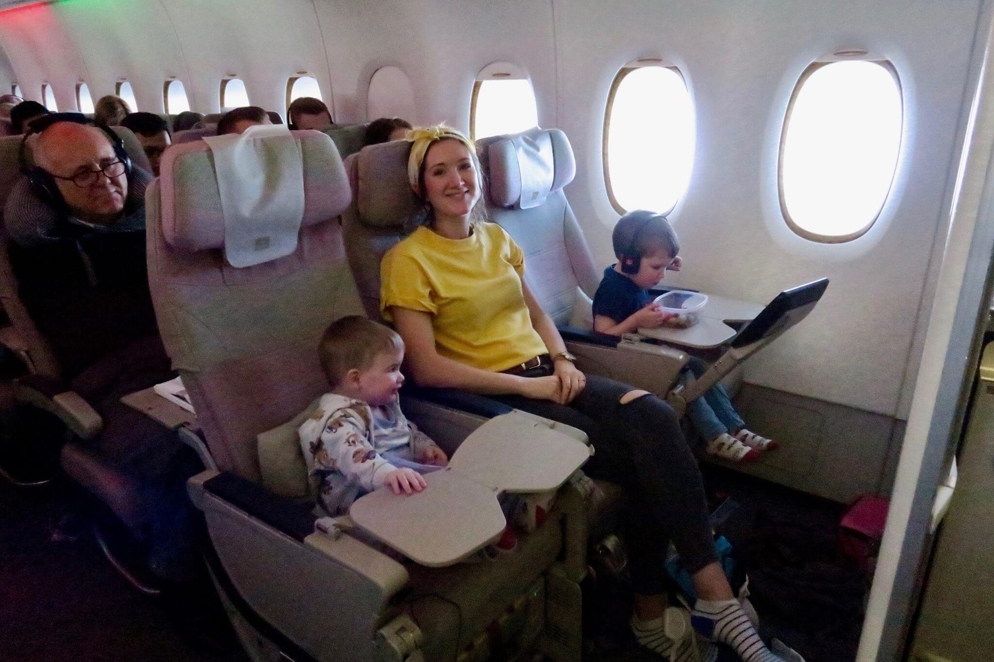 The Travel Hack and children