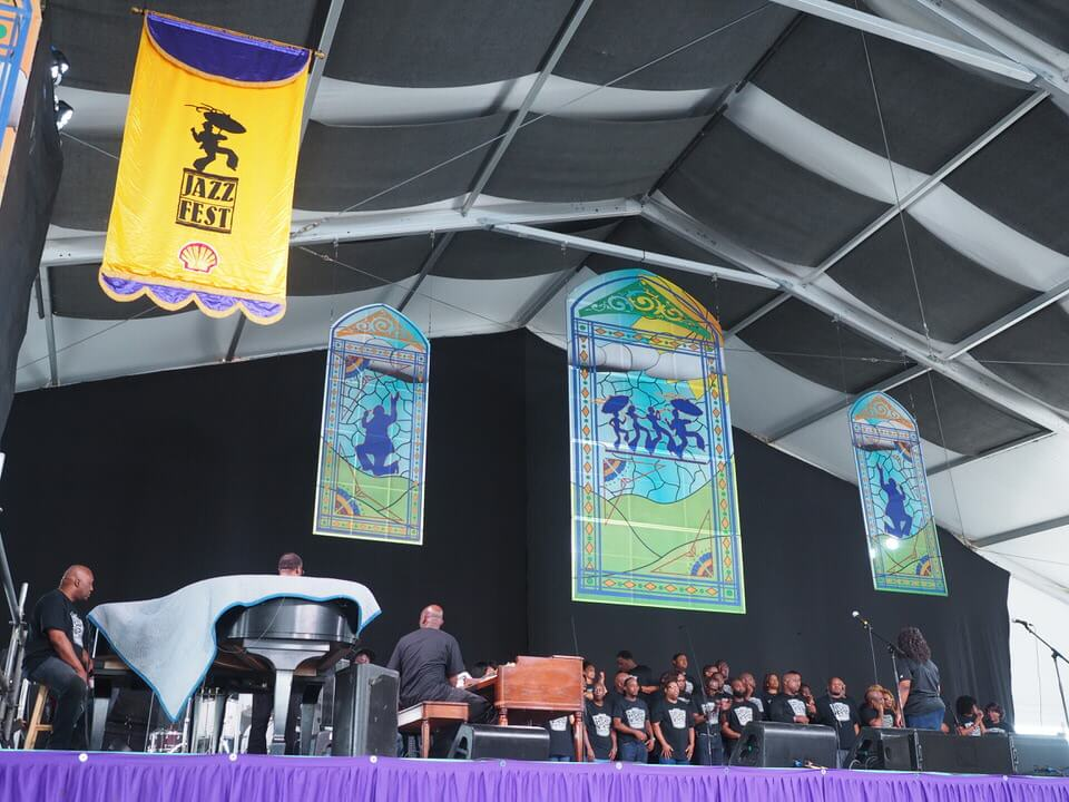 Tips for New Orleans Jazz Festival