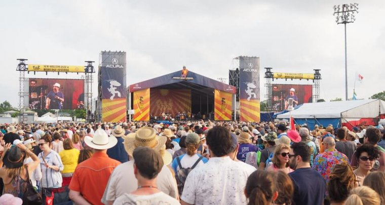 11 Survival Tips for Your First Time at New Orleans Jazz Festival