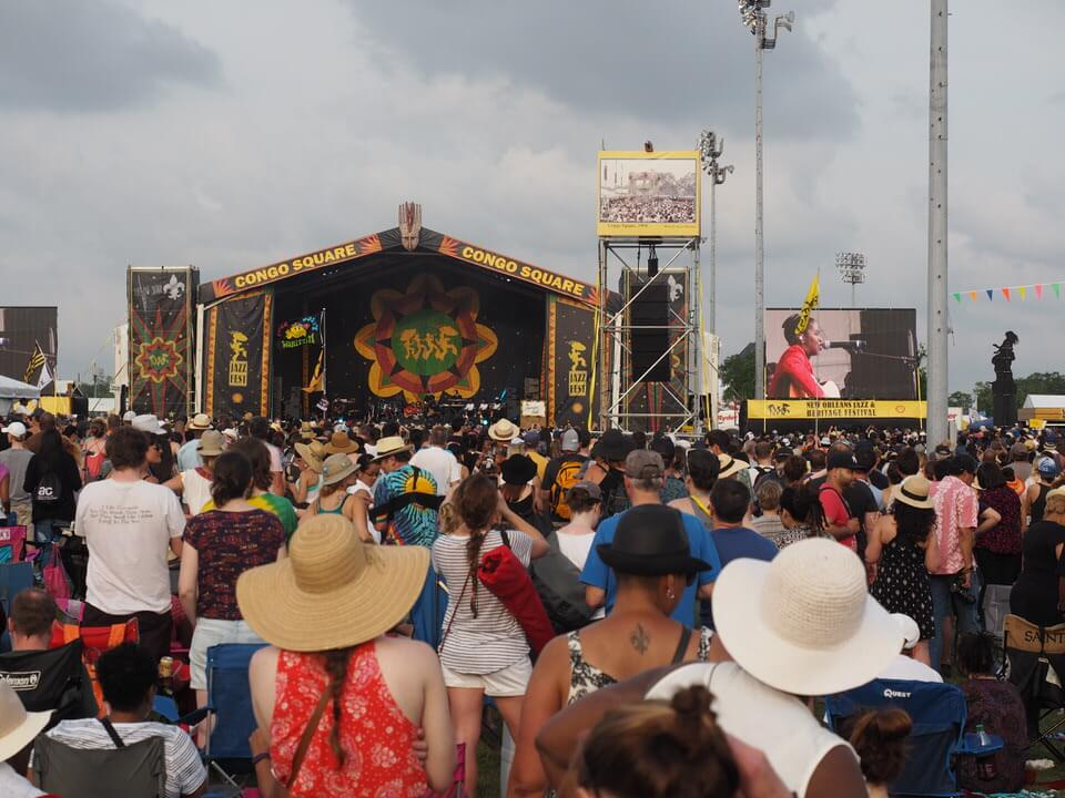 Guide to New Orleans Jazz Festival