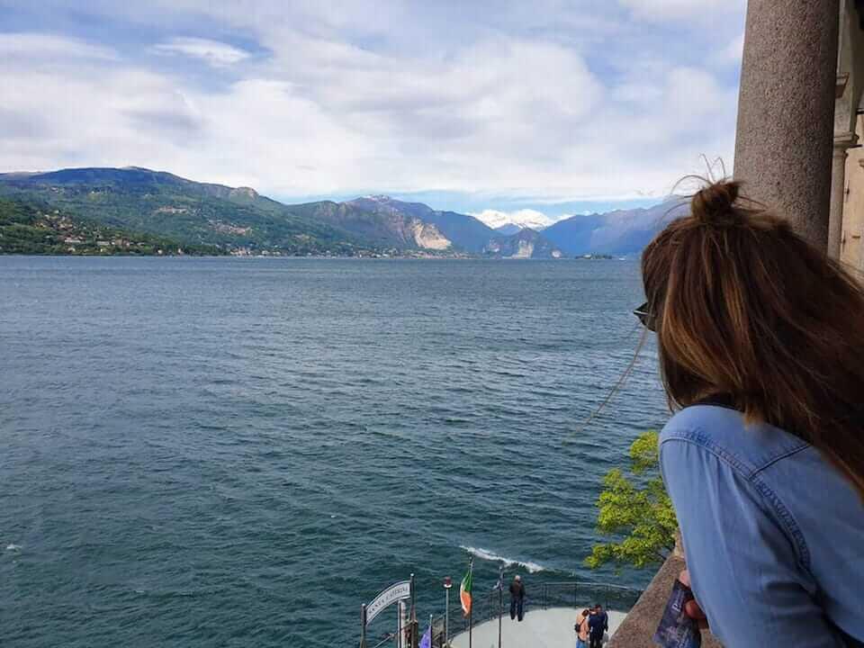 Lake Maggiore Santa Catarina