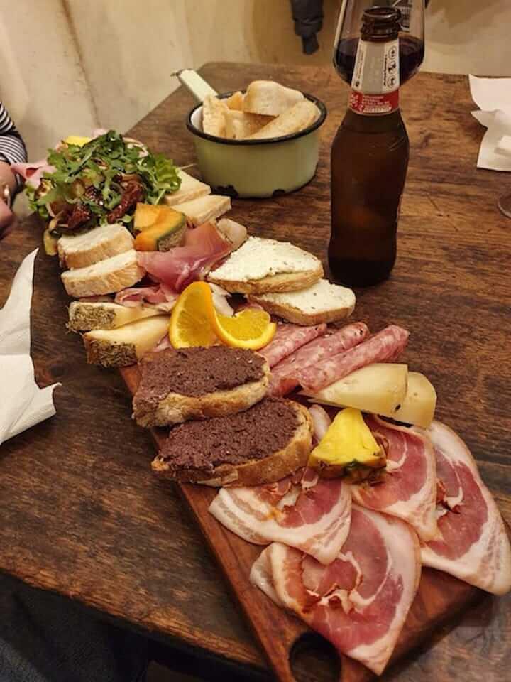 what to eat in milan