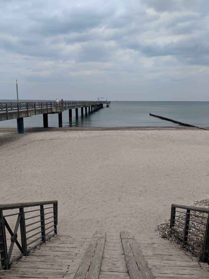What to do on the german riviera