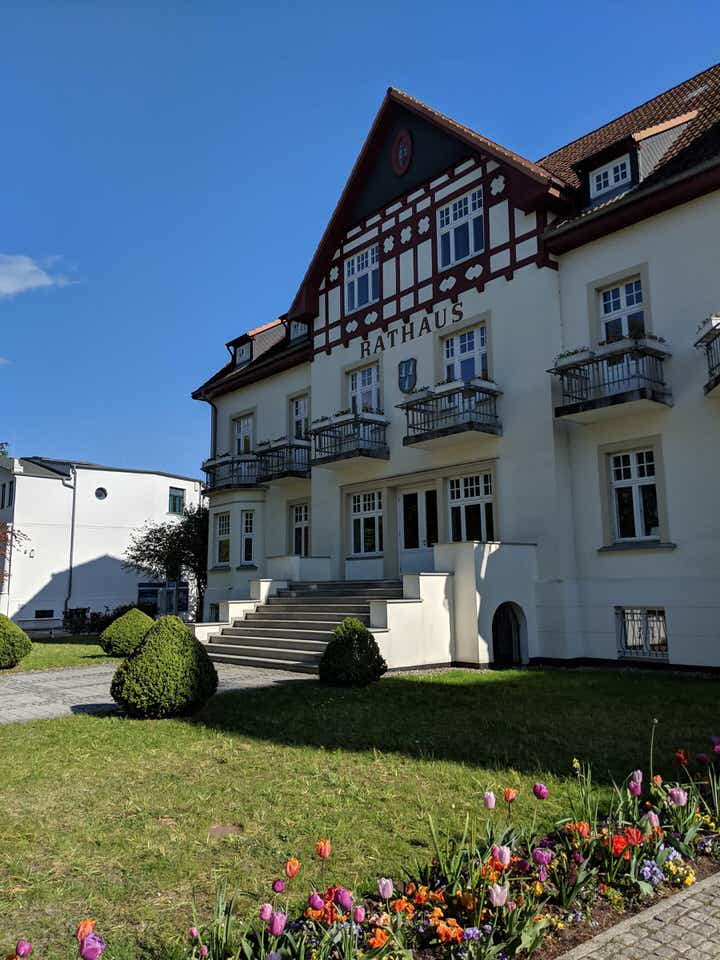 What to do in kuhlungsborn