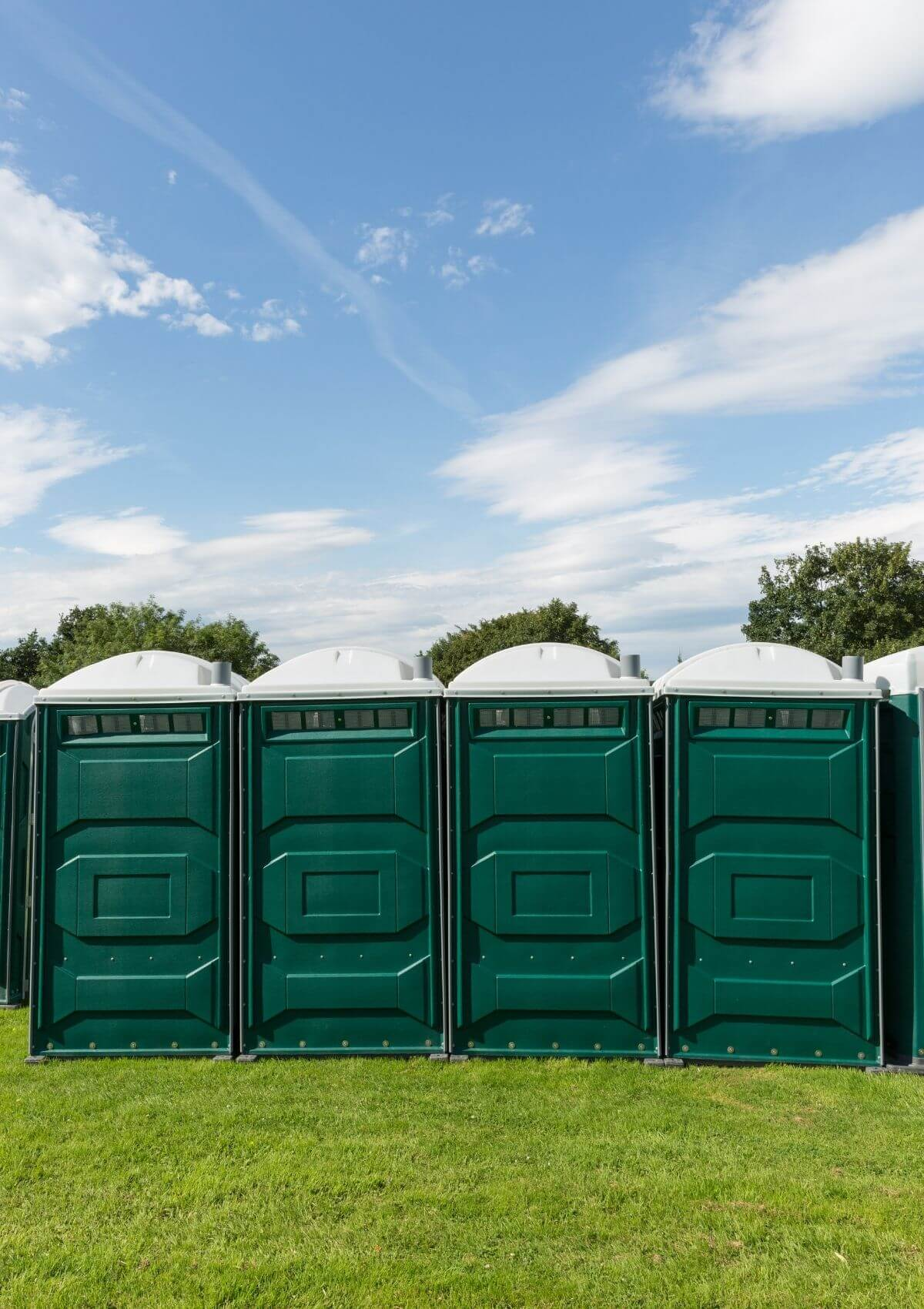 How to avoid festival toilets
