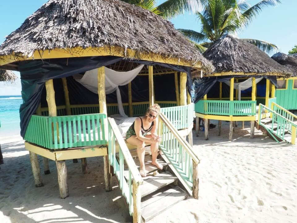 Lalomanu Beach Huts