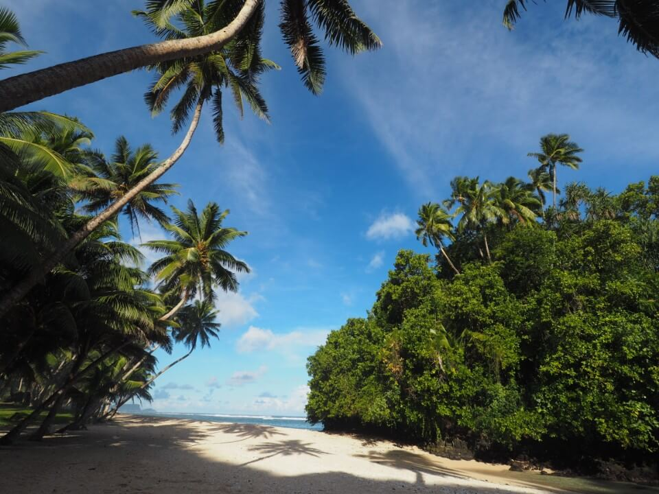 what to do on samoa