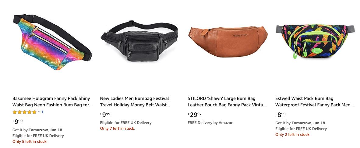 best festival backpacks