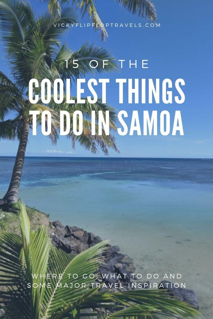 what to do in samoa