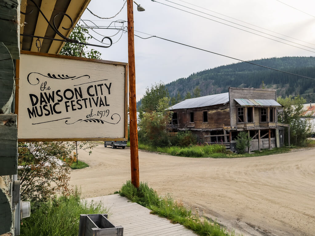 What to do in Dawson City