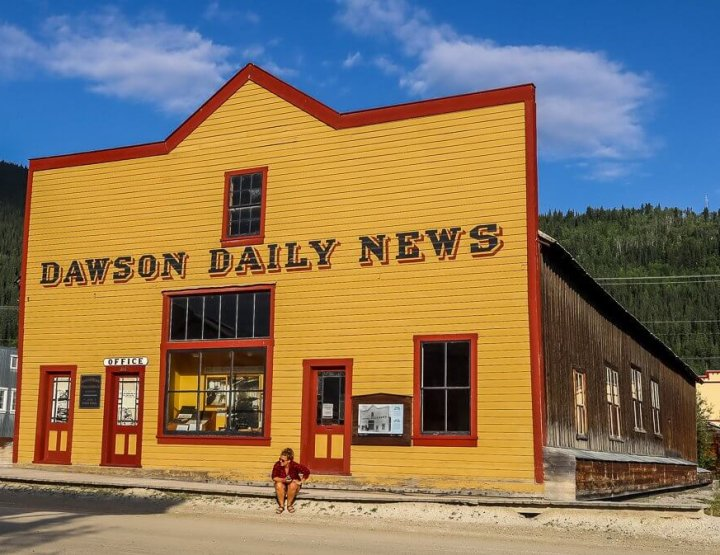 Travel Guide to Dawson City, Yukon, Canada