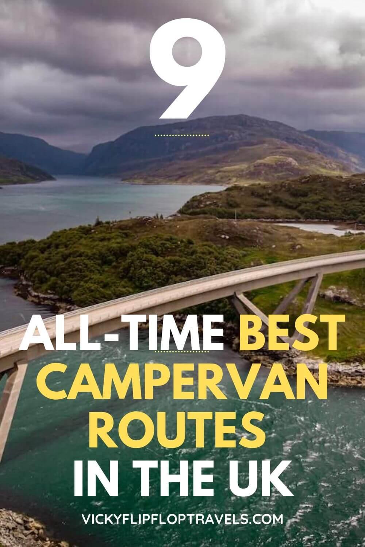 uk campervan routes