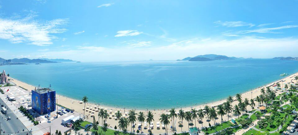 beach in Nha Trang