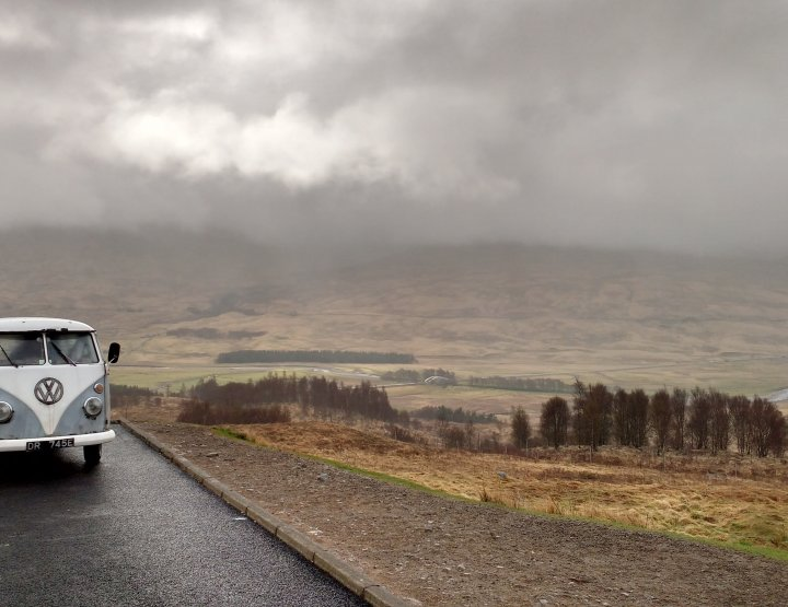 Top 3 Campervan Routes in the UK