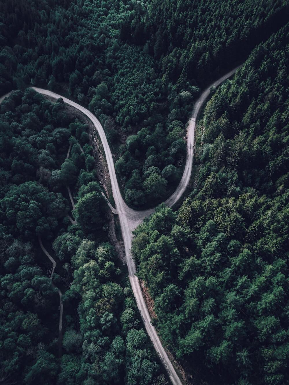 Best UK campervan routes