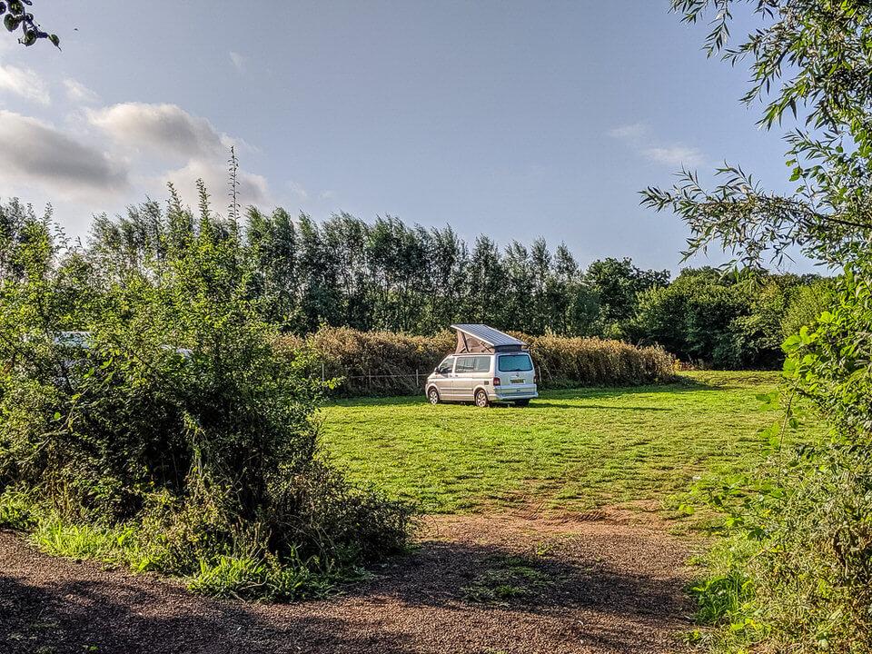 boyd valley lake campervan