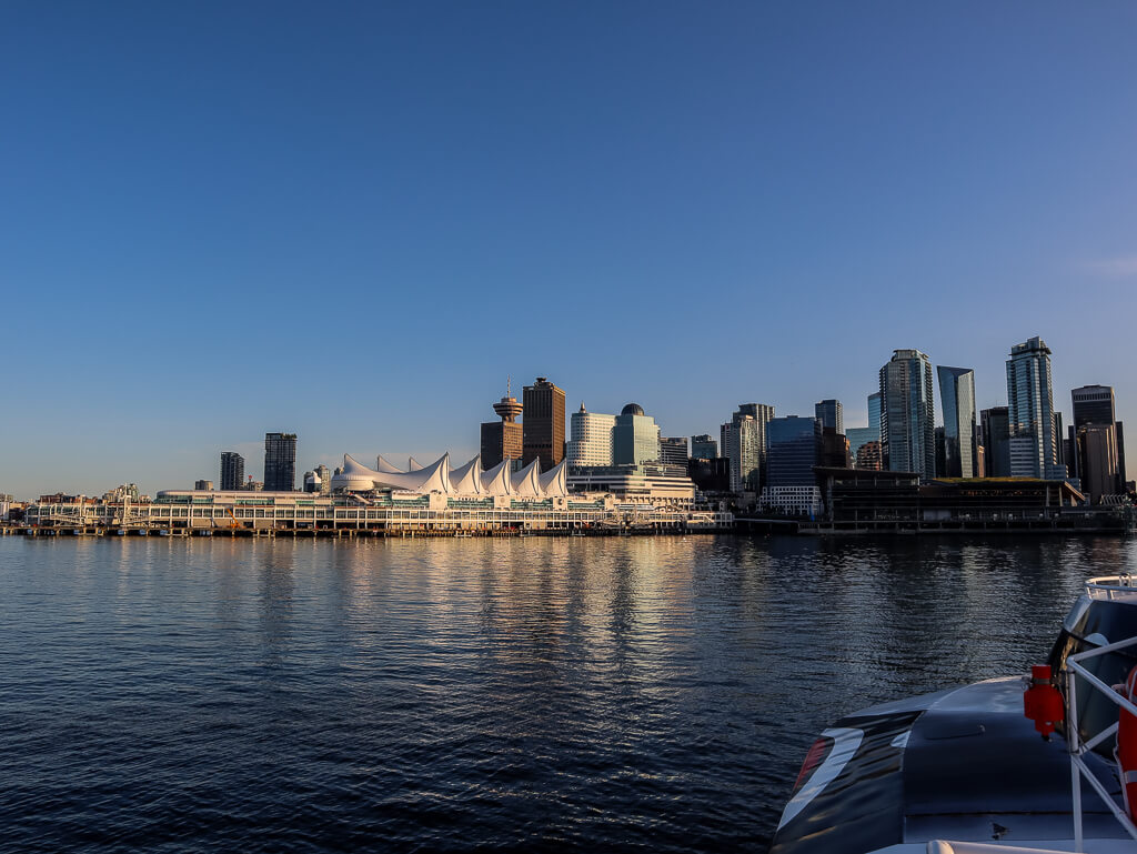 Vancouver in a day