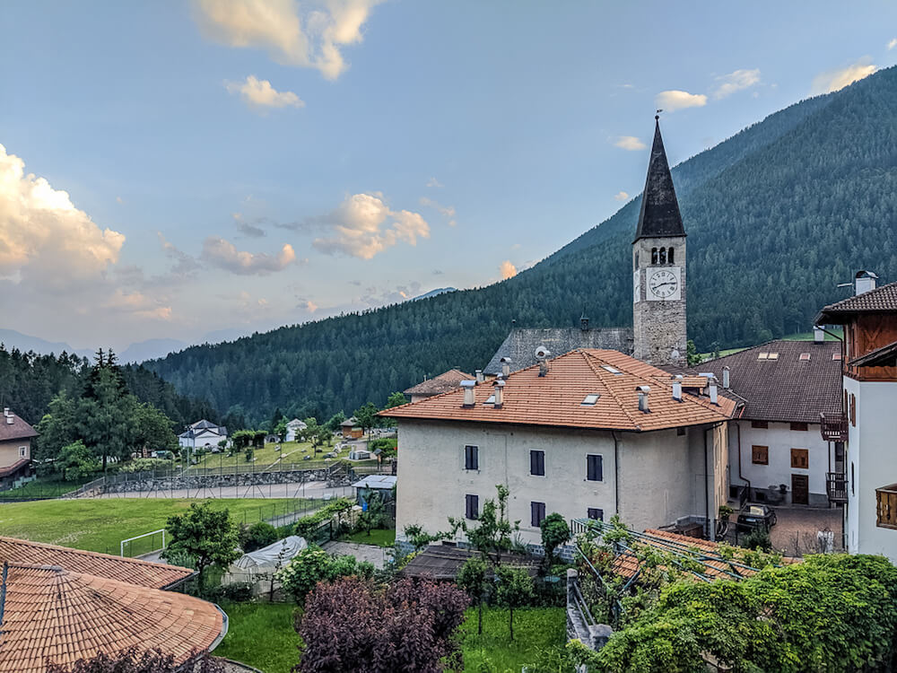 visiting trentino in italy