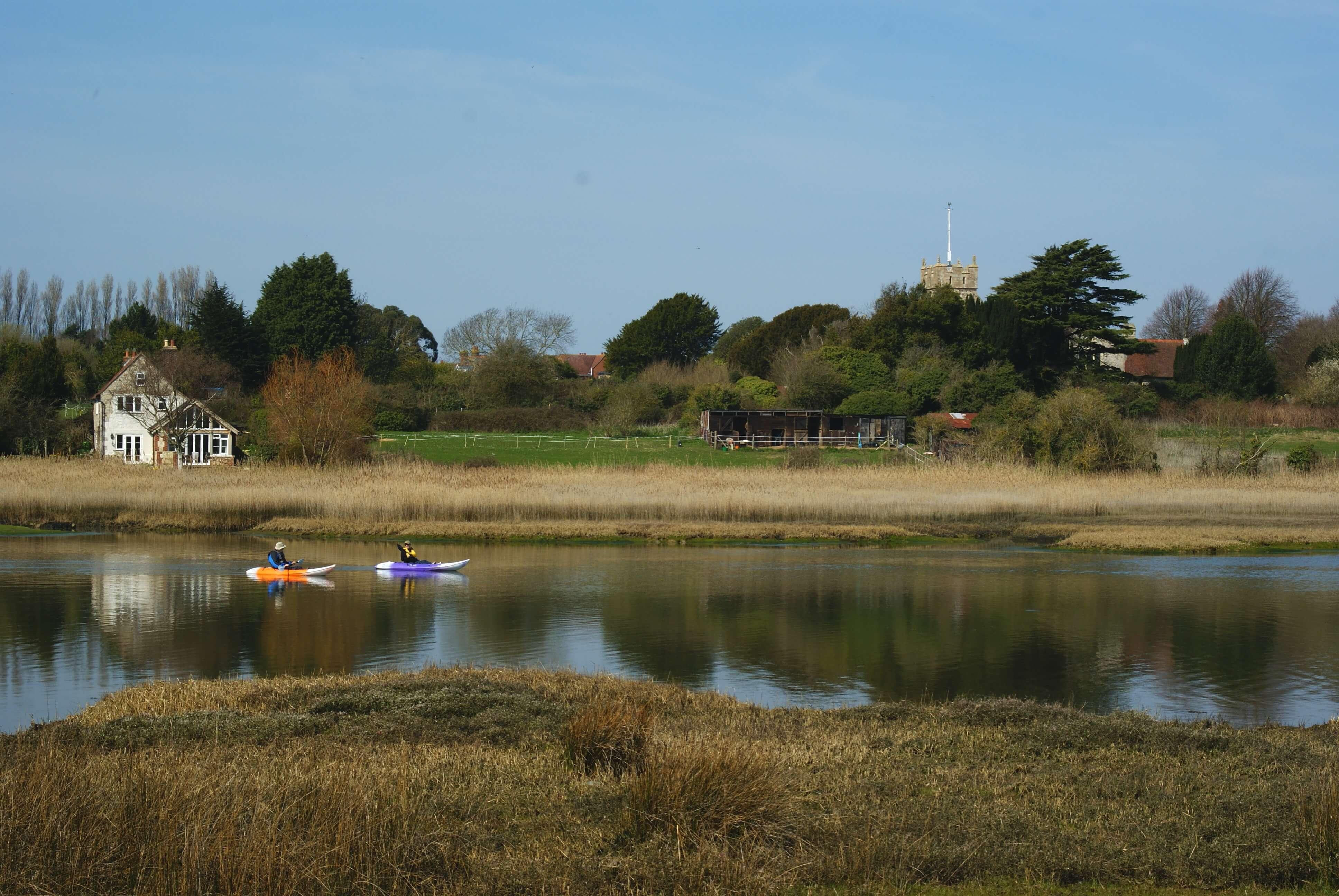 isle of wight kayaking