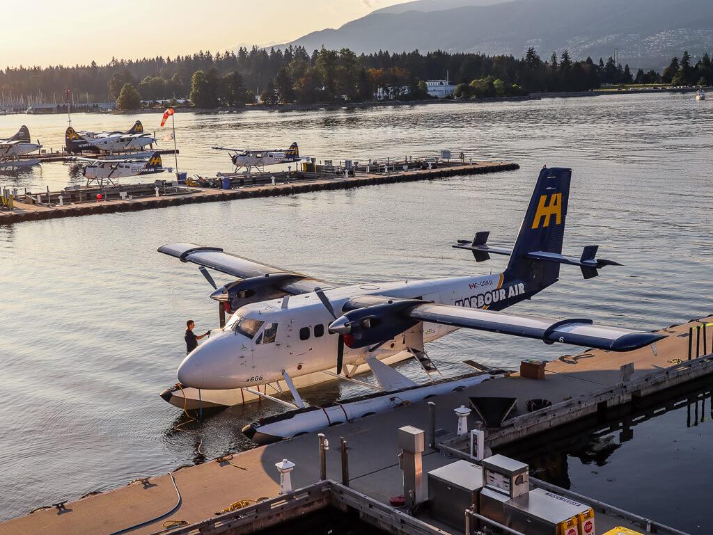 harbour seaplanes vancouver