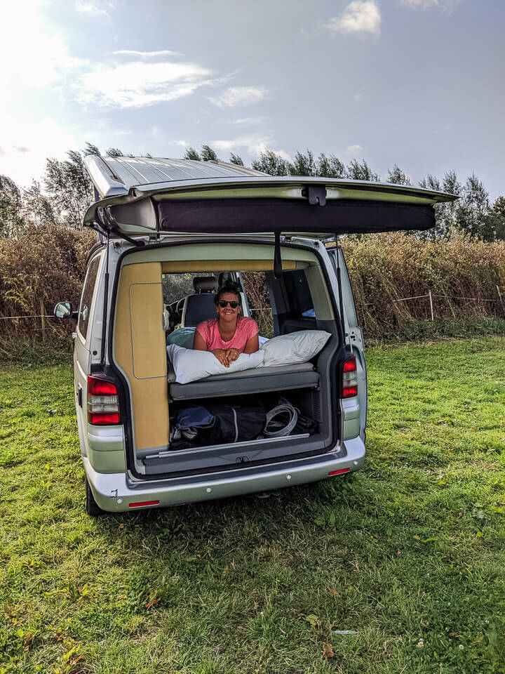 accessories for the campervan