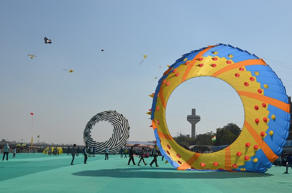 International Kite Festival India