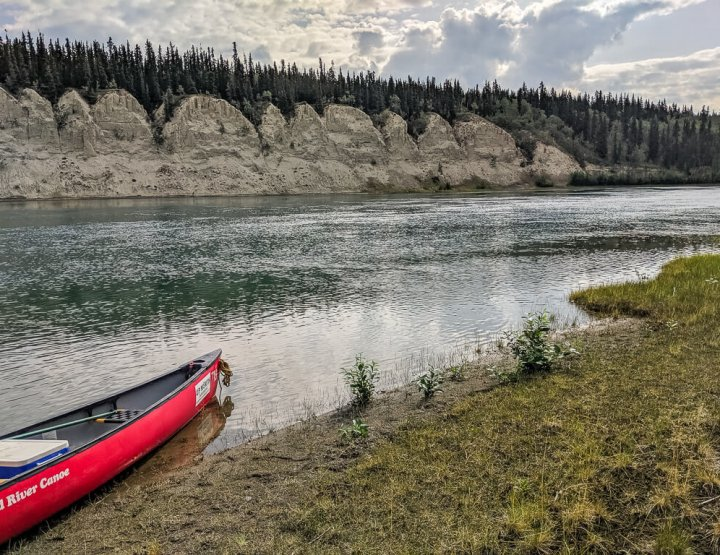 A Bucket List Canoe Trip Down the Yukon River