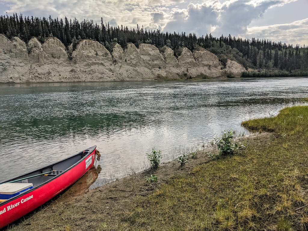 Exploring the Yukon in Canada