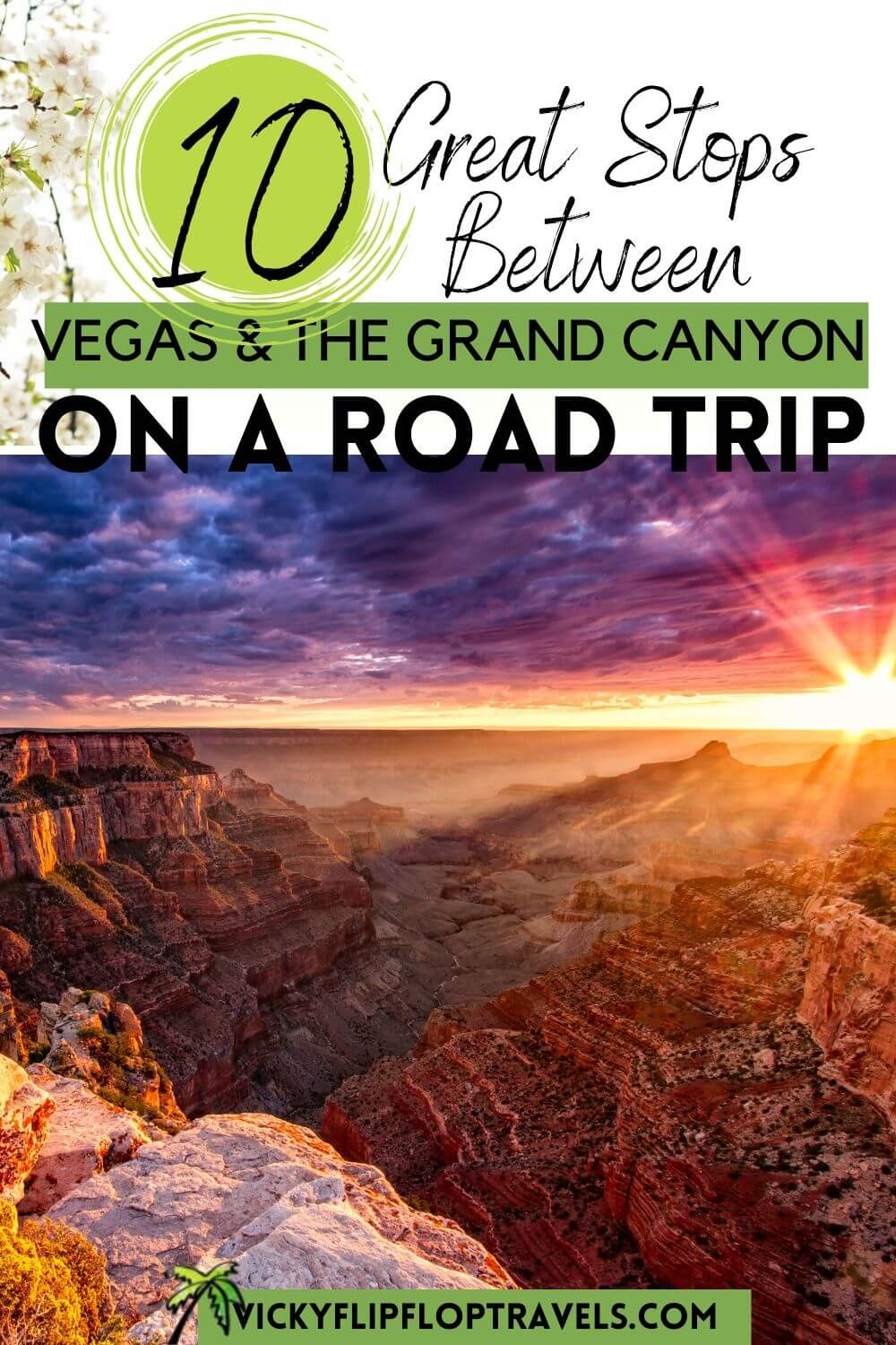 Vegas to Grand Canyon