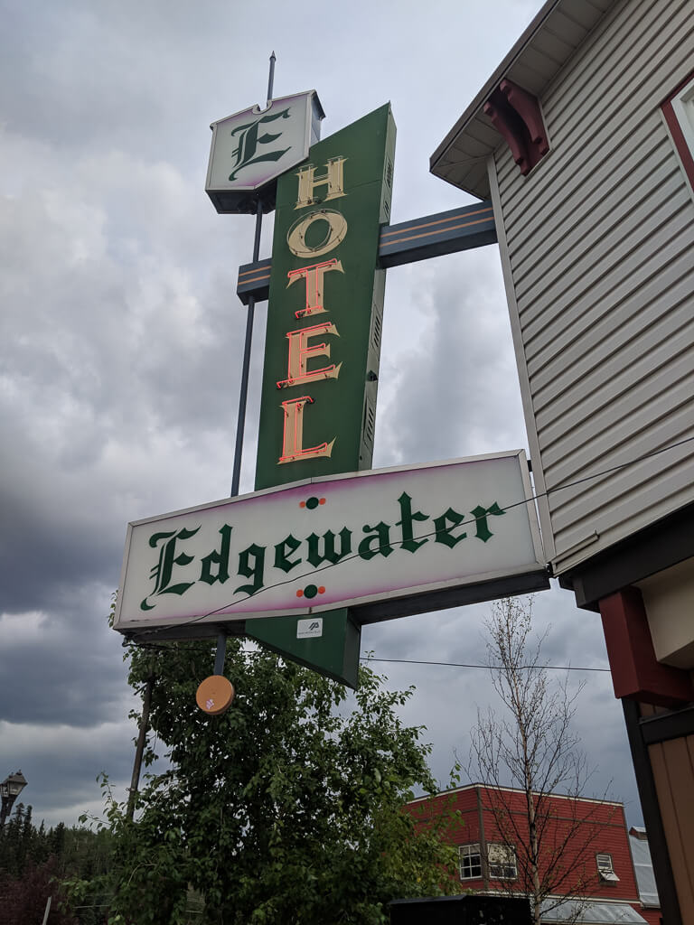 Hotel in Whitehorse
