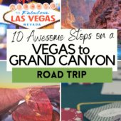 road trip vegas to grand canyon