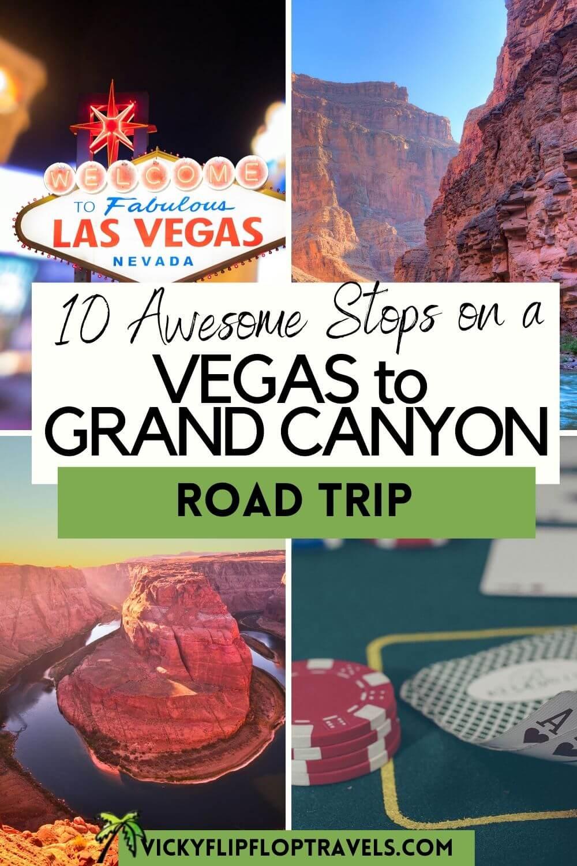 road trip vegas to grand canyon