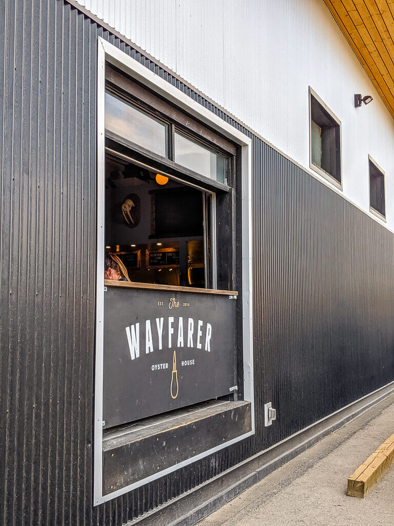 Wayfarer in Whitehorse