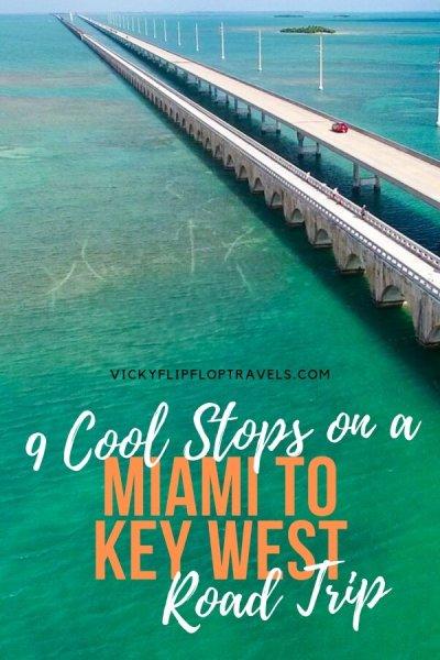Miami to Key West Road Trip
