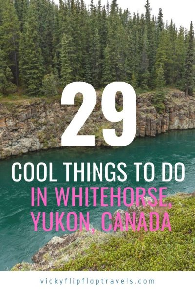 what to do in whitehorse