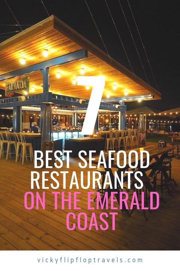 pinterest seafood restaurants in emerald coast